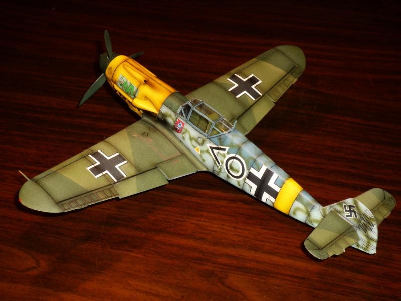 MESSERSCHMITT Bf109F-2 (ICM) [Modèle terminé] P1040716