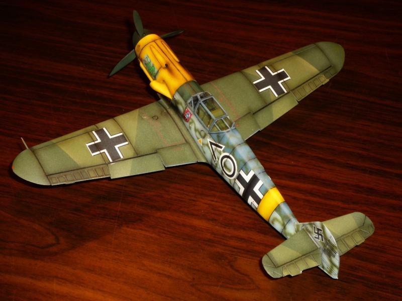 MESSERSCHMITT Bf109F-2 (ICM) [Modèle terminé] P1040717