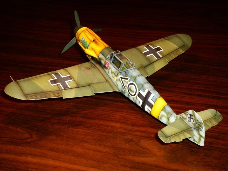 MESSERSCHMITT Bf109F-2 (ICM) [Modèle terminé] P1040718