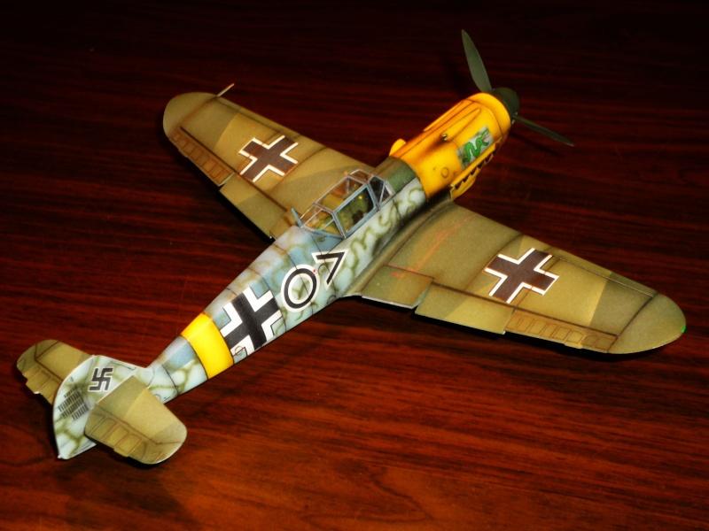 MESSERSCHMITT Bf109F-2 (ICM) [Modèle terminé] P1040719