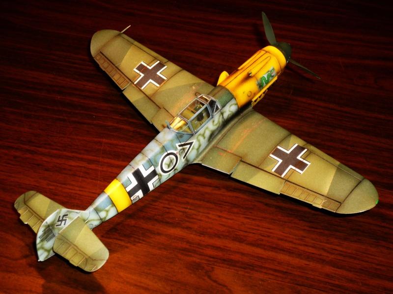 MESSERSCHMITT Bf109F-2 (ICM) [Modèle terminé] P1040720