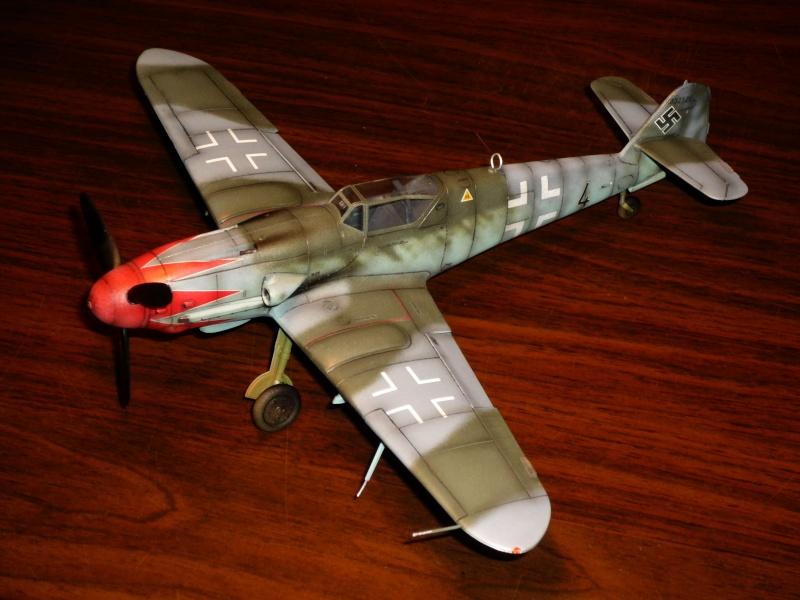 MESSERSCHMITT Bf109K-4 (HASEGAWA 1/48°) [Modèle terminé] P1040728