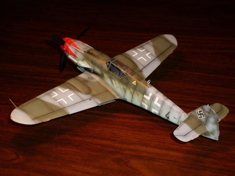 MESSERSCHMITT Bf109K-4 (HASEGAWA 1/48°) [Modèle terminé] P1040732
