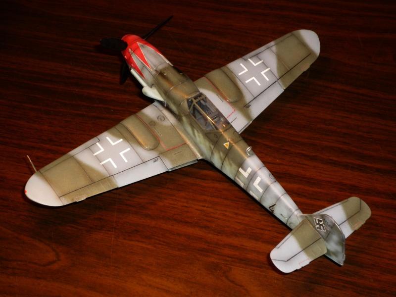 MESSERSCHMITT Bf109K-4 (HASEGAWA 1/48°) [Modèle terminé] P1040733
