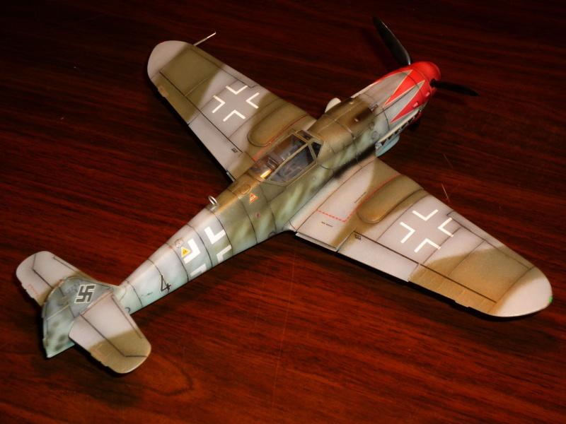 MESSERSCHMITT Bf109K-4 (HASEGAWA 1/48°) [Modèle terminé] P1040734