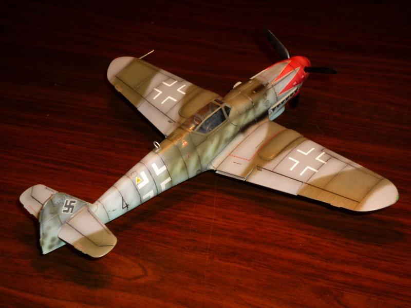 MESSERSCHMITT Bf109K-4 (HASEGAWA 1/48°) [Modèle terminé] P1040735