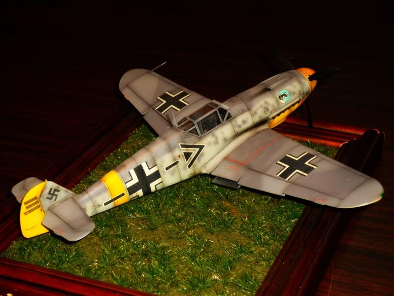 MESSERSCHMITT Bf109F-2 (HASEGAWA 1/48°) [Modèle terminé] P1040911