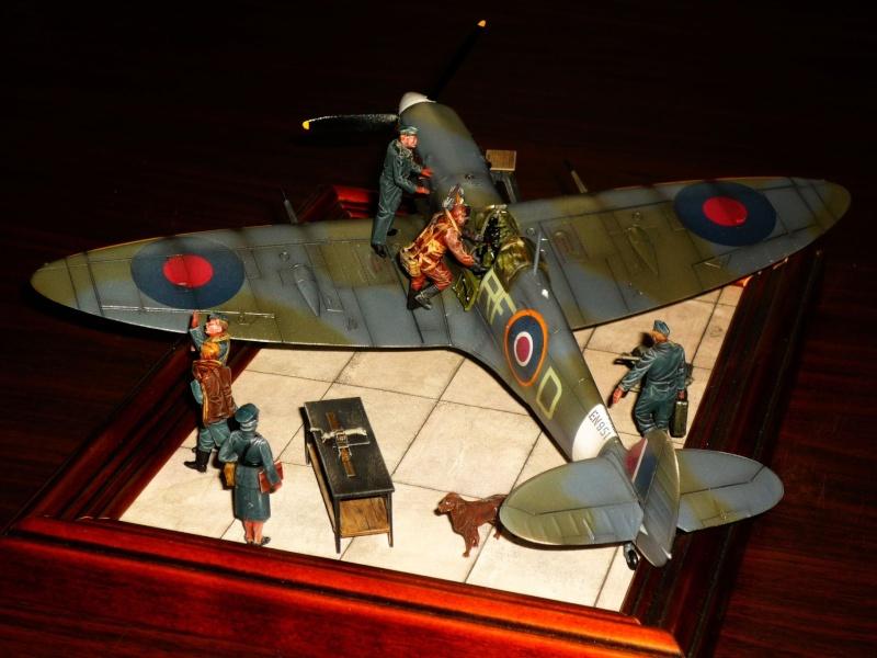 Supermarine Spitfire MkVb (Tamiya) [Modèle terminé] P1050513