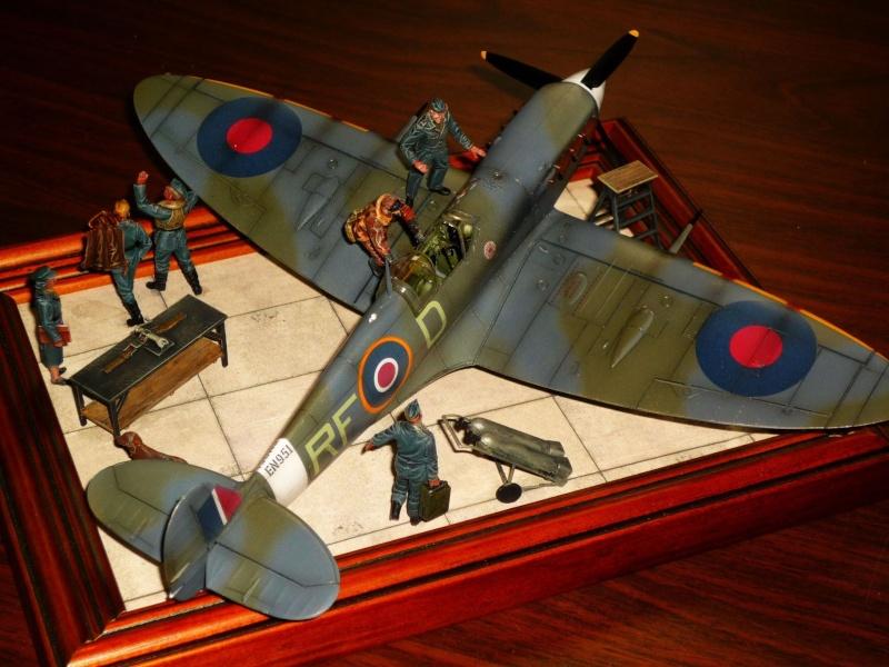 Supermarine Spitfire MkVb (Tamiya) [Modèle terminé] P1050514