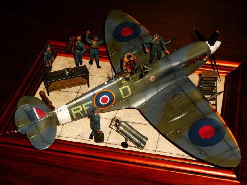 Supermarine Spitfire MkVb (Tamiya) [Modèle terminé] P1050515