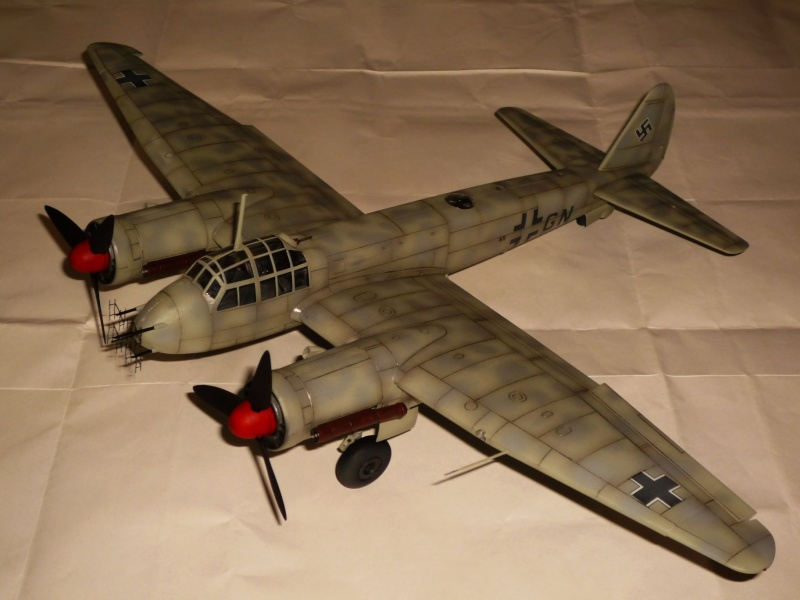"JUNKERS Ju88C-6 ""Nachtjäger"" (DRAGON) [Modèle terminé] P1060310"
