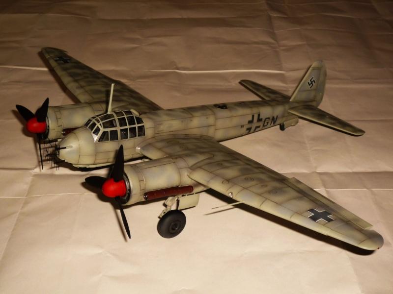 "JUNKERS Ju88C-6 ""Nachtjäger"" (DRAGON) [Modèle terminé] P1060311"