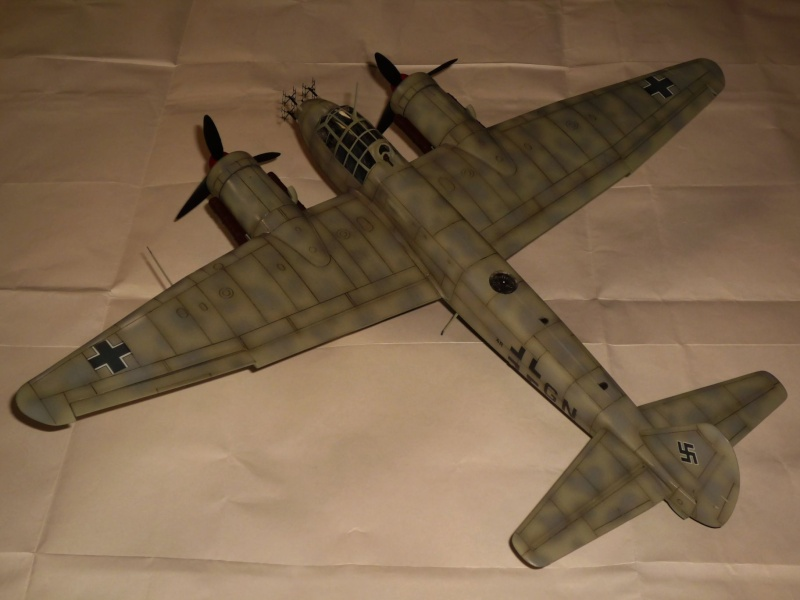 "JUNKERS Ju88C-6 ""Nachtjäger"" (DRAGON) [Modèle terminé] P1060312"
