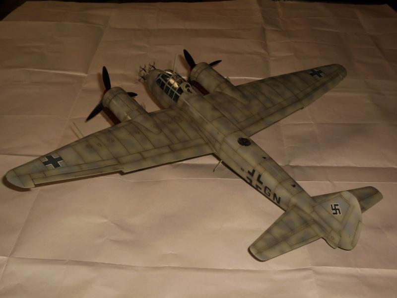"JUNKERS Ju88C-6 ""Nachtjäger"" (DRAGON) [Modèle terminé] P1060313"