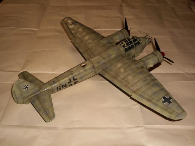 "JUNKERS Ju88C-6 ""Nachtjäger"" (DRAGON) [Modèle terminé] P1060314"