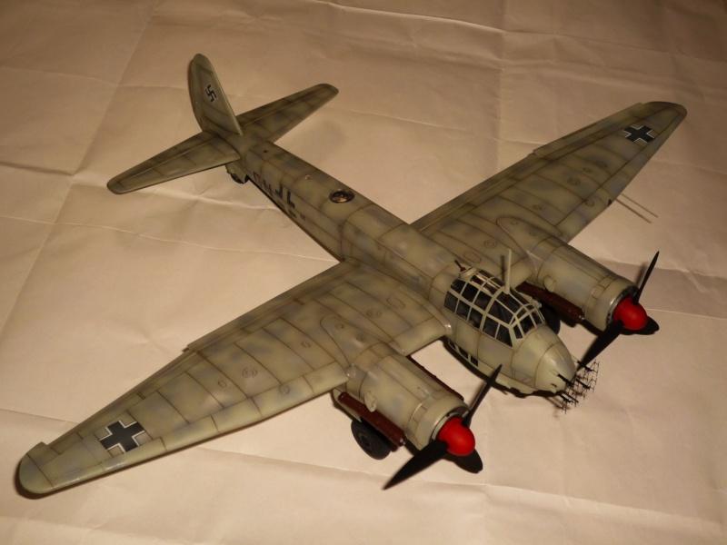 "JUNKERS Ju88C-6 ""Nachtjäger"" (DRAGON) [Modèle terminé] P1060316"