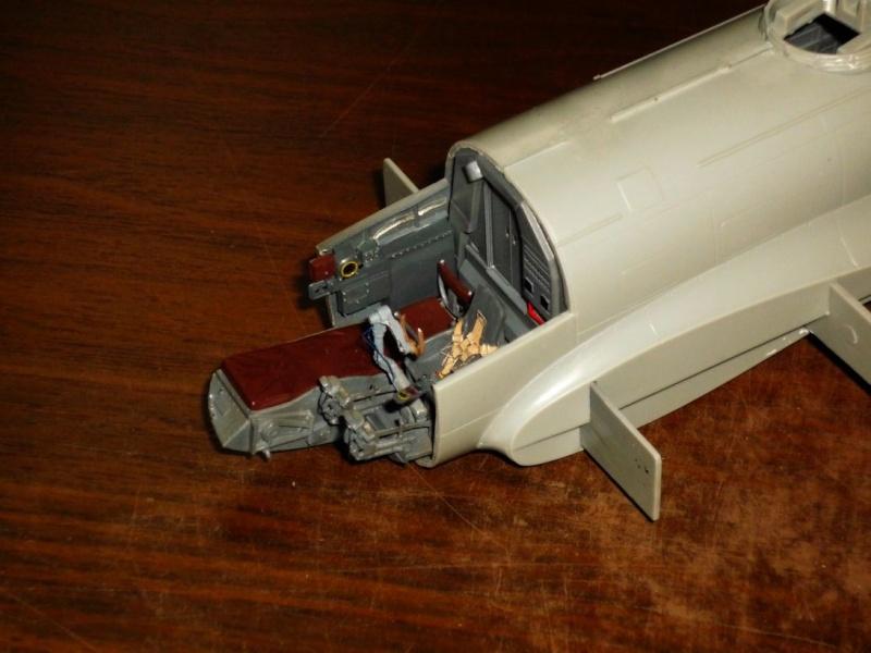 HEINKEL He111H-22 [MONOGRAM 1/48°] ( Modèle terminé) P1060617