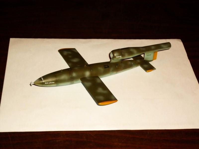 HEINKEL He111H-22 [MONOGRAM 1/48°] ( Modèle terminé) P1060623