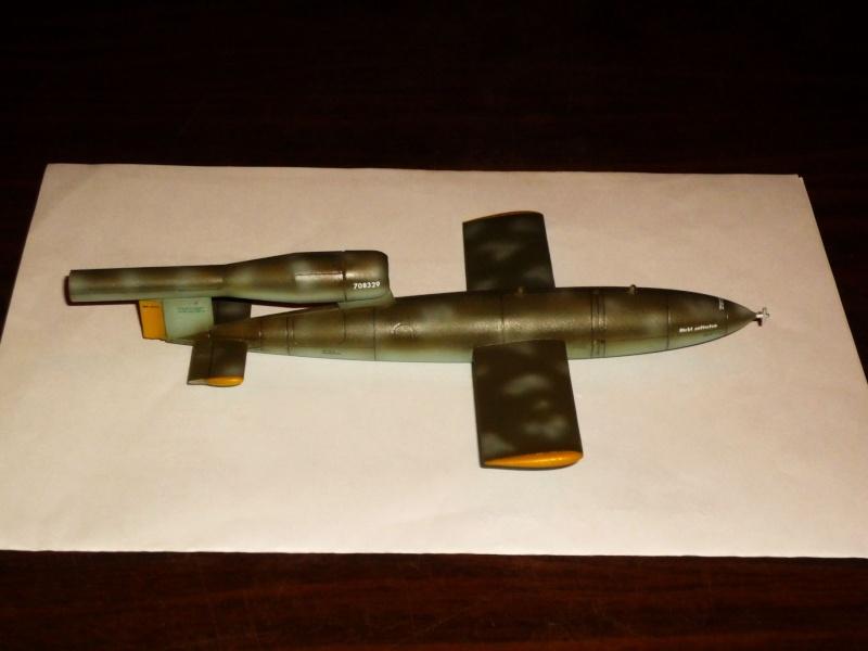 HEINKEL He111H-22 [MONOGRAM 1/48°] ( Modèle terminé) P1060624