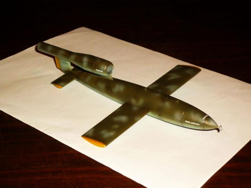 HEINKEL He111H-22 [MONOGRAM 1/48°] ( Modèle terminé) P1060625
