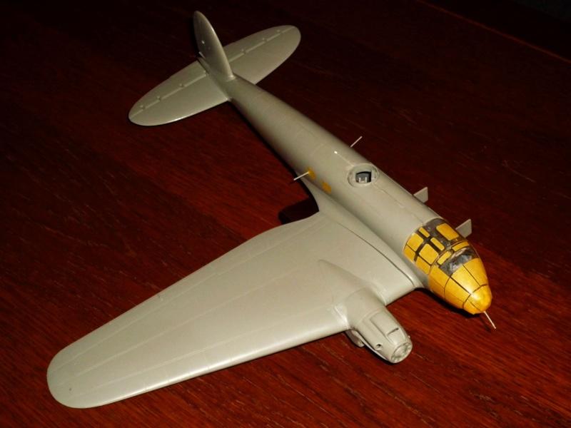 HEINKEL He111H-22 [MONOGRAM 1/48°] ( Modèle terminé) P1060635