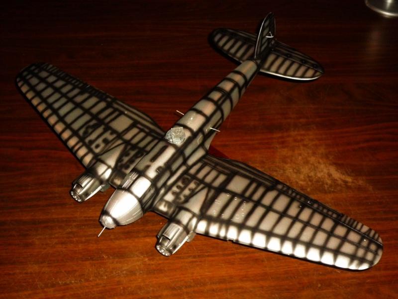 HEINKEL He111H-22 [MONOGRAM 1/48°] ( Modèle terminé) - Page 2 P1060643