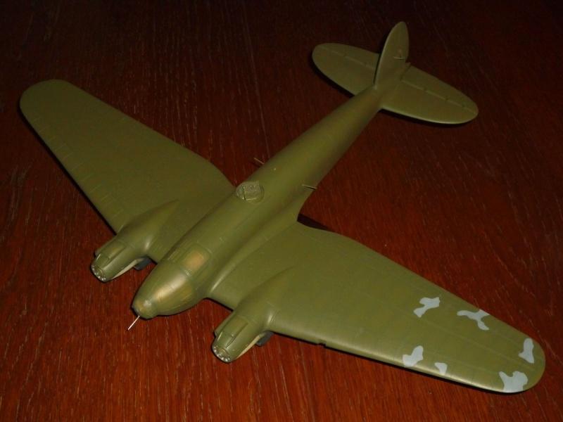 HEINKEL He111H-22 [MONOGRAM 1/48°] ( Modèle terminé) - Page 2 P1060650