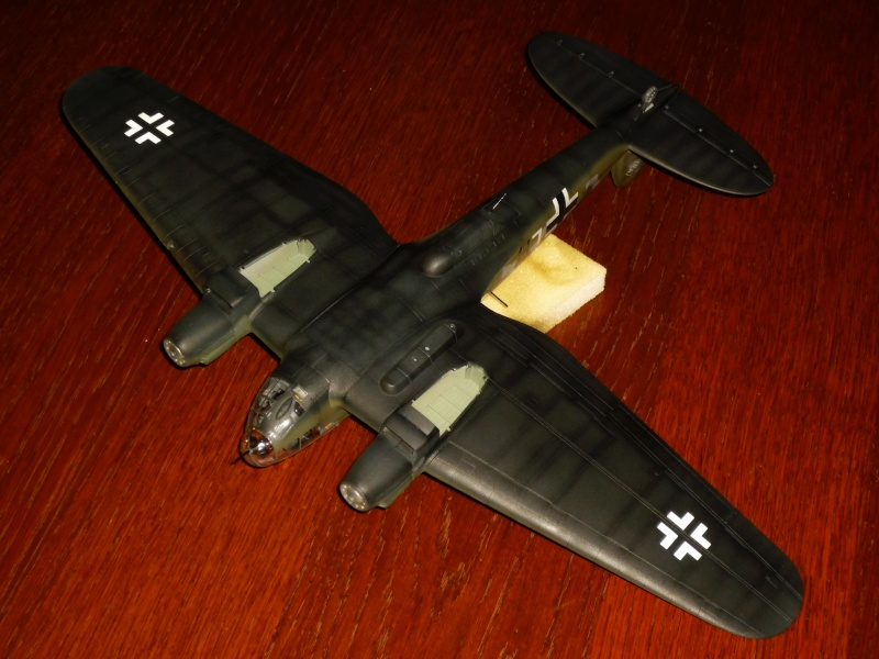 HEINKEL He111H-22 [MONOGRAM 1/48°] ( Modèle terminé) - Page 4 P1060733
