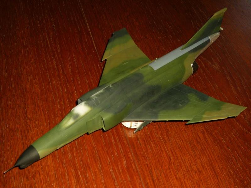 "F-4G Phantom II ""Wild Weasel"" (Hasegawa 1/48) [modèle terminé] - Page 2 P1060823"