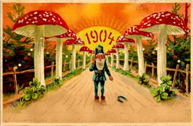 Les eucaryotes et autres mycètes du hippie Amanit11