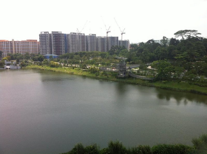 As per Boss request recce for playing boat location in Punggol/Sengkang 43033010