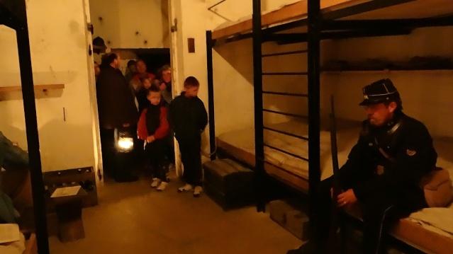 EXPOSITION DE LANTERNES DE FORTERESSE ET VISITE NOCTURNE Dsc03111