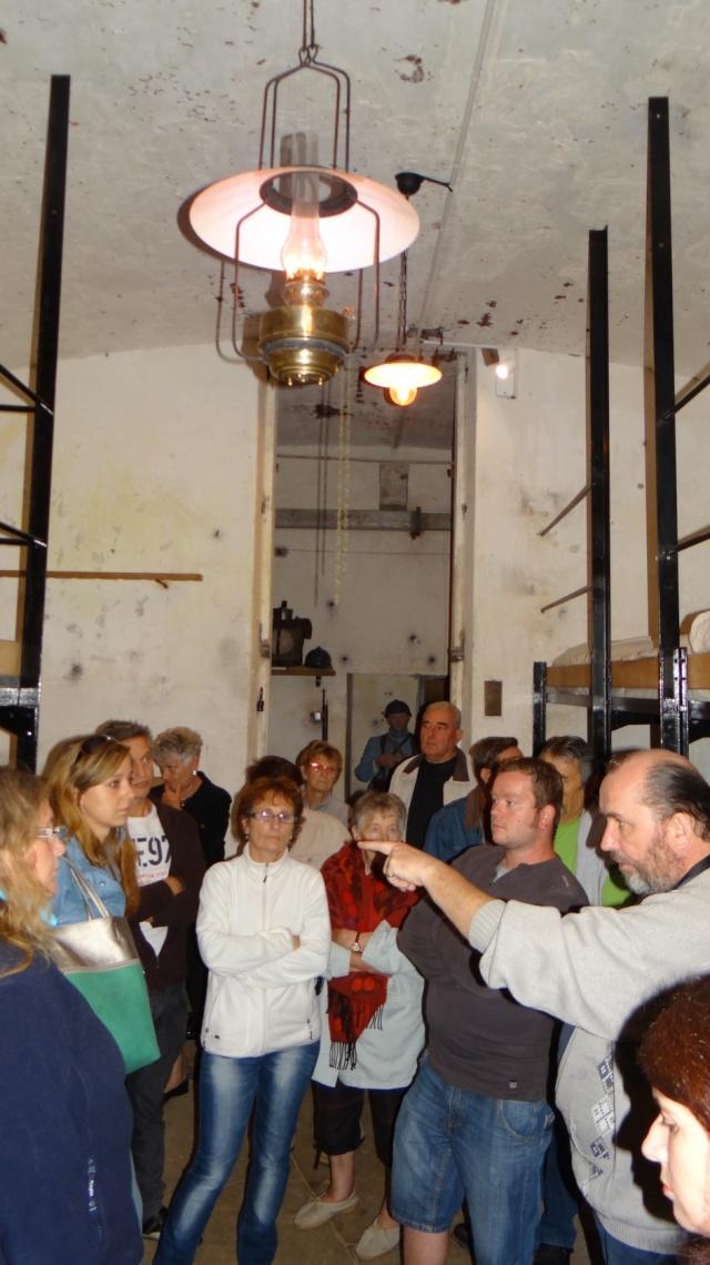 EXPOSITION DE LANTERNES DE FORTERESSE ET VISITE NOCTURNE Dsc03315