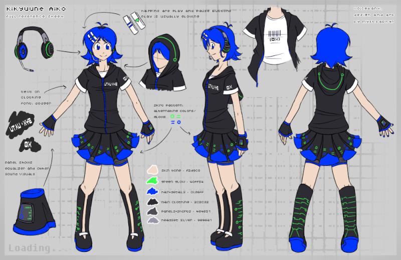 Vocaloid [RP] APPS Setph10