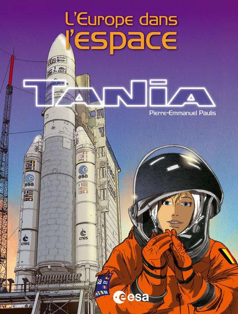 [Livre] Tania HZ : L'Europe dans l'espace L_euro10