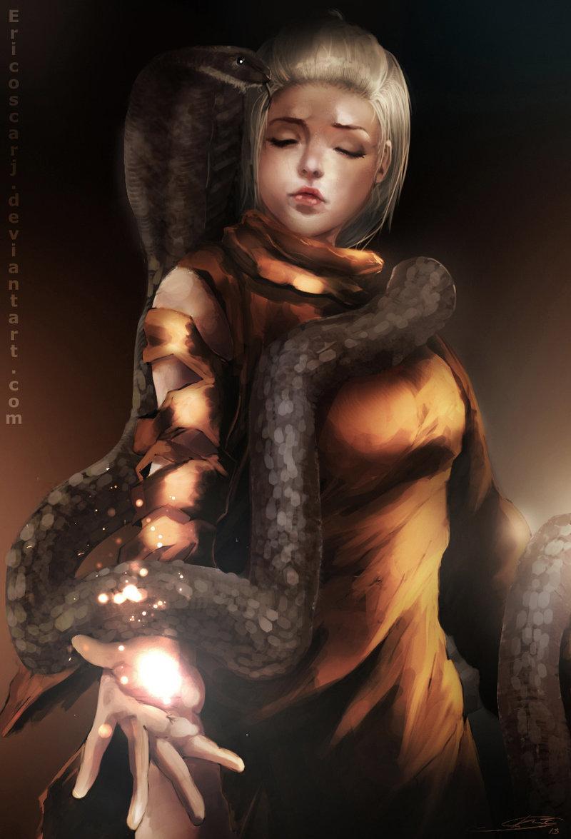 The Tribes of Shilain Snake_10
