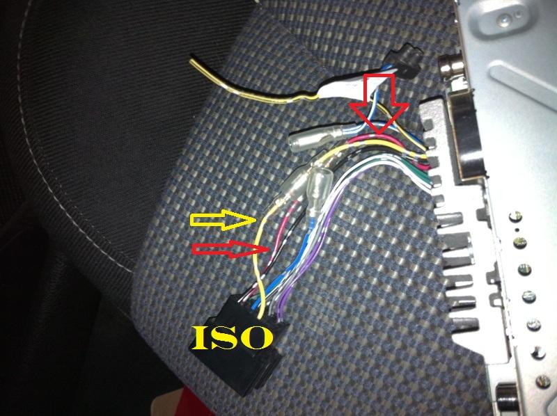 Problème autoradio pioneer Redwol10