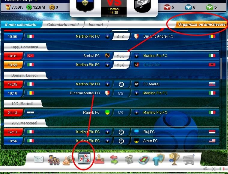 Come organizzare un'amichevole in Top Eleven Football Menager 1z6boz10