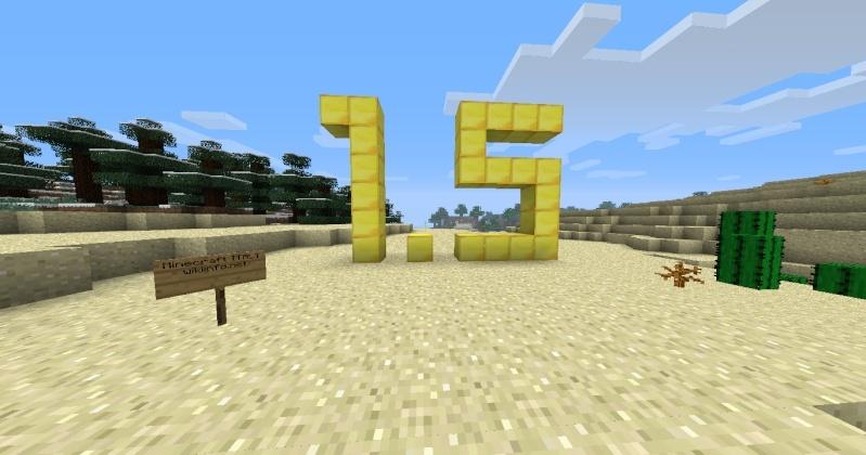 E' arrivato Minecraft 1.5 - ecco le novità! 2013-016