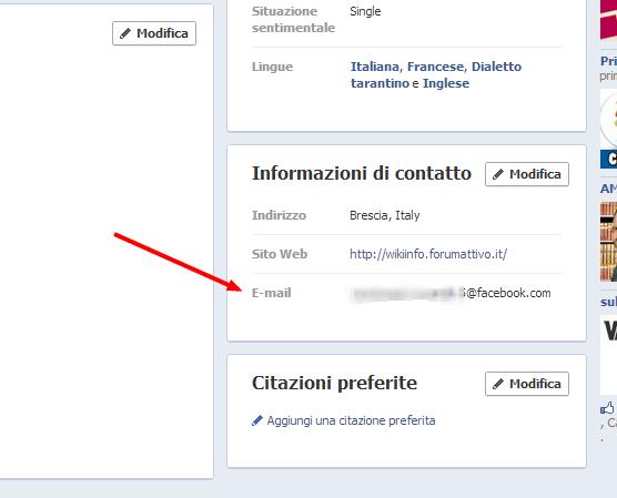 Come ricevere email nelle notifiche dei messaggi di Facebook 2cpw9a10