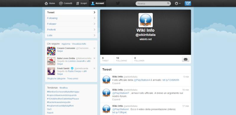 Wiki Info, ora anche su Twitter! 2e2mn310