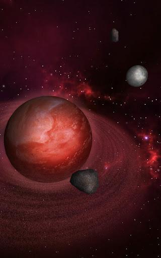 L'universo animato come sfondo nel tuo Android - GyroSpace 3D Wallpaper 316s1e10