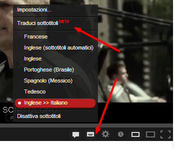 Come attivare i sottotitoli in italiano su Youtube 35hoba10