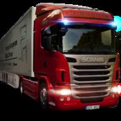 Simulatore camion Scania su Mac - Scania Truck Driving Simulator App_ic10
