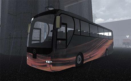Troppo curioso di come sarà Euro Coach Simulator? Prova a guidare un autobus nella mappa di Euro Truck Simulator 2 - Mod Ets-bu10