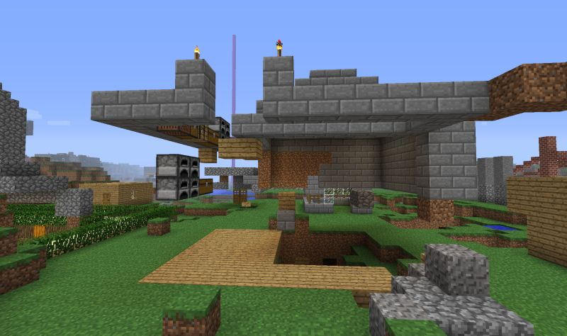 Cosa significa grief su Minecraft Minecr11