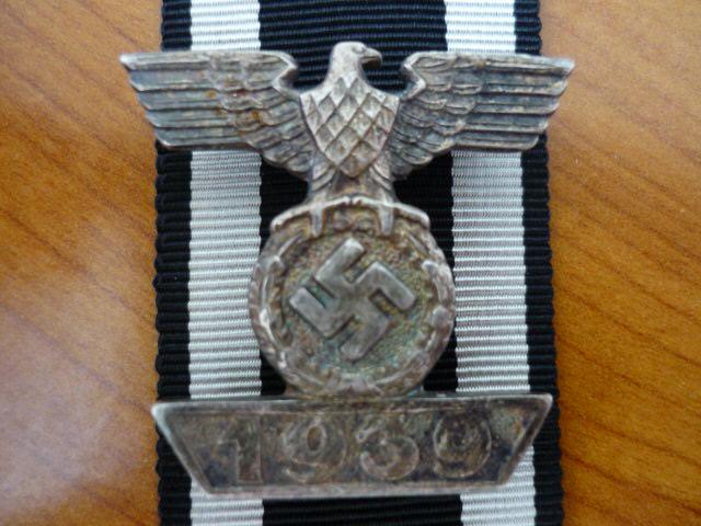 Vos décorations militaires, politiques, civiles allemandes de la ww2 - Page 2 P1050222
