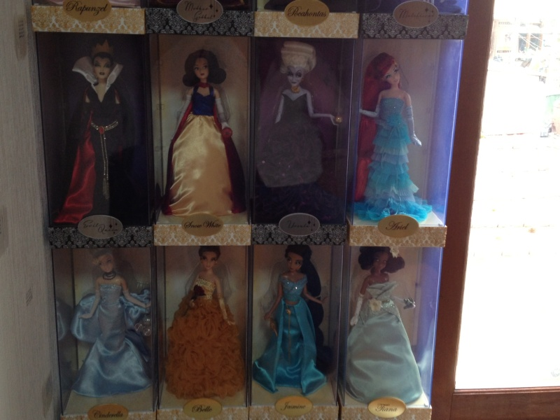 Disney Princess Designer Collection (depuis 2011) Photo121
