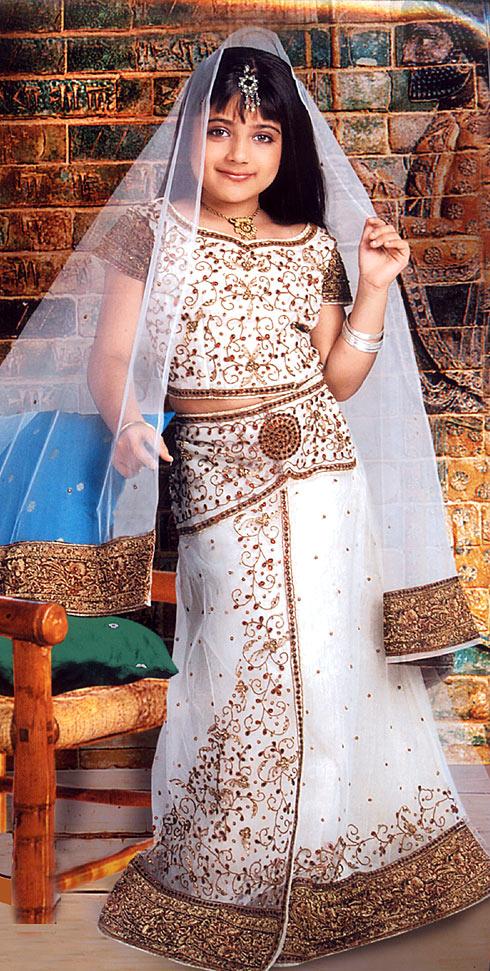 ملابس هندية للبنوتات 08030610