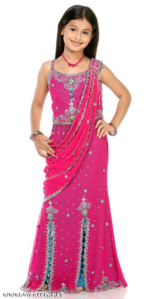 ملابس هندية للبنوتات 08110110